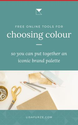 If you're not too familiar with colour theories or have trouble choosing just the right colours to put together, then these free online colour tools might help!