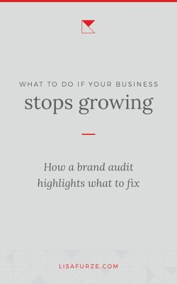 To maintain a strong, consistent and impactful brand, you should do a brand audit (or have someone do it for you). You'll learn invaluable info about the strengths and weaknesses of your brand and how to improve your business.