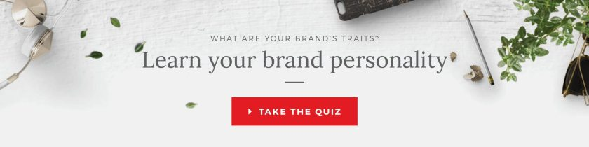 Learn what the brand personality of your business is, so you can brand with clarity.