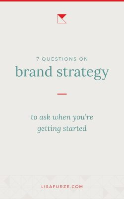 Read this post to learn some useful questions to help you put your brand strategy together and get a clear direction on your brand.