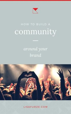 Here are some tips for how to build a community around your brand, which is something every business needs. Learn how you can engage with your audience and attract followers to your brand.