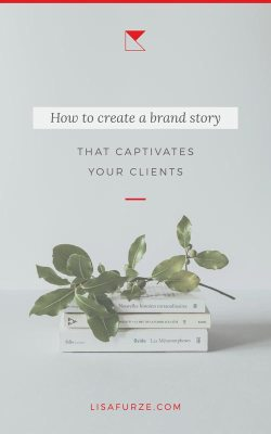 How to use storytelling effectively in your brand. Branding is about building relationship and here's how you can create a brand story that helps you do just that.