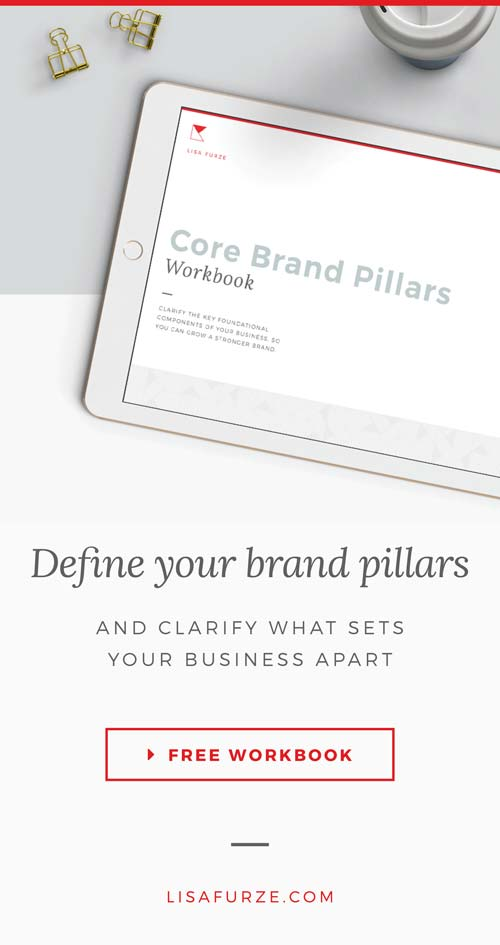 Learn how to develop captivating branding for your service-based business with this free PDF workbook. Subscribe for your free download.