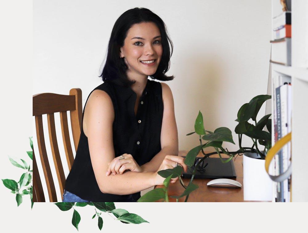 Collaborative brand developement with brand consultant & designer, Lisa Furze