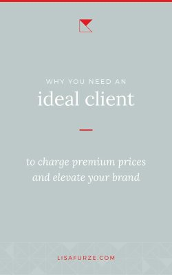 Defining your ideal client is a valuable step in growing your brand. By having a niche and concentrating on a specific audience, you can attract more business, be seen as an expert in your field, and charge a premium.