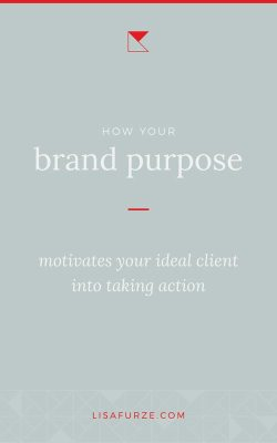 What is brand purpose and how do you use it to communicate value to your target audience? Read this to find out!