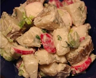 A Potato Salad for Mary K