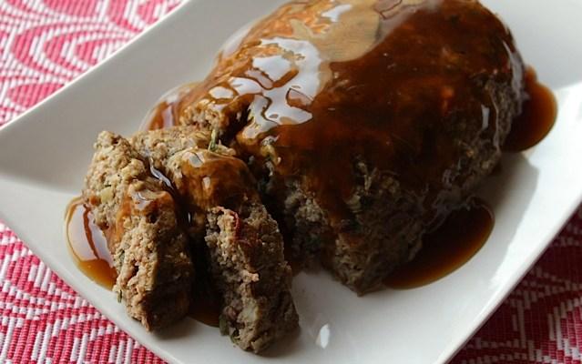 Good Old Fashioned Meatloaf