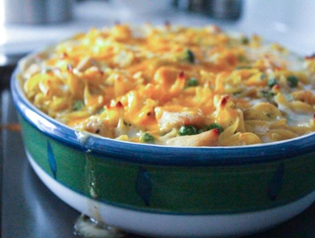 Healthy Noodle Casserole