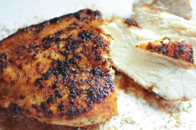 Spiced Chicken Rub