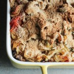 Chicken Tetrazzini with Tomatoes