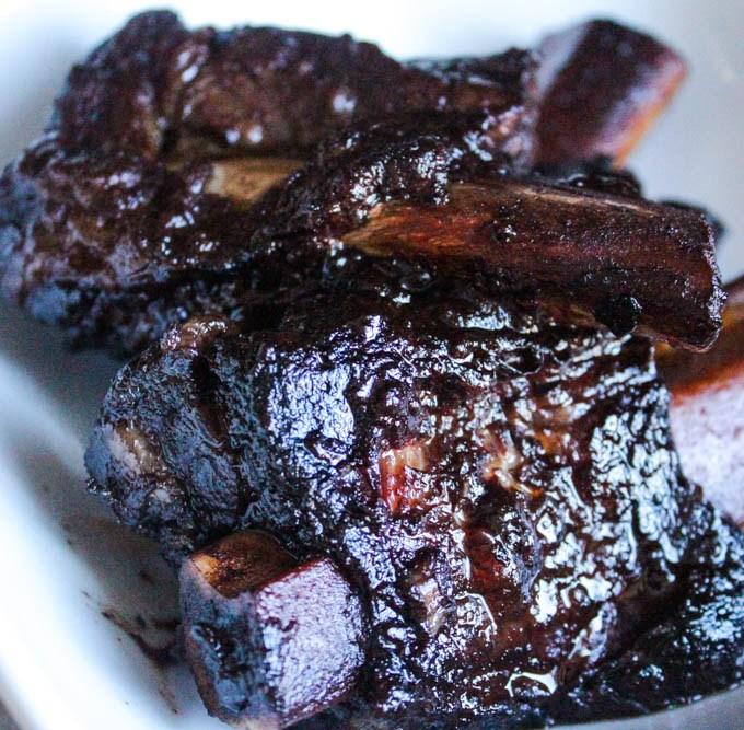 Braised Beef Ribs