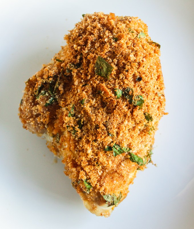 Baked Mustard Chicken
