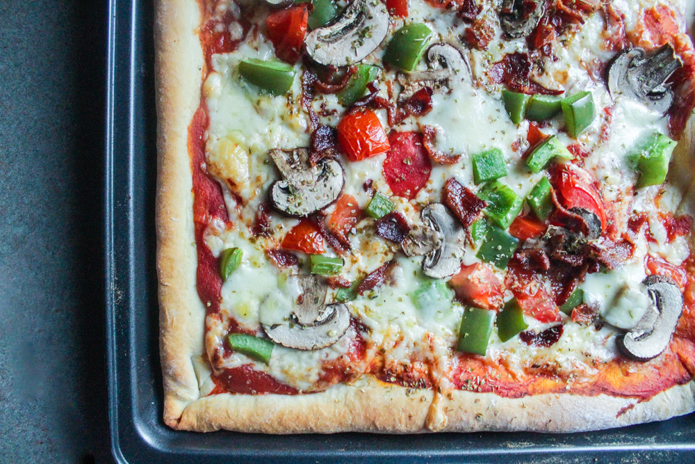 deepdish pizza