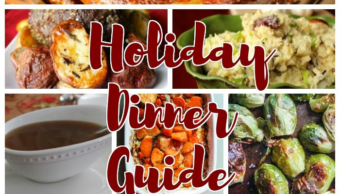My Updated Surviving the Holiday Dinner Guide