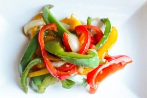 http://lisagcooks.com/teriyaki-peppers/