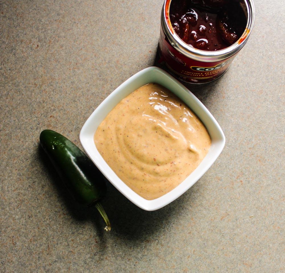 Chipotle Mayonnaise Lisa G Cooks