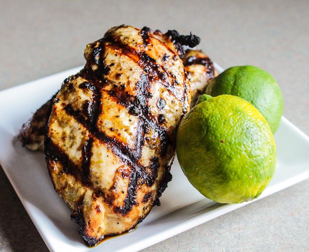 honey-lime-marinated-chicken