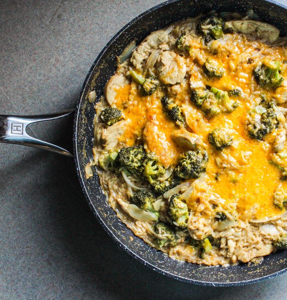 rice skillet casserole