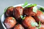 crockpot roasted potatoes