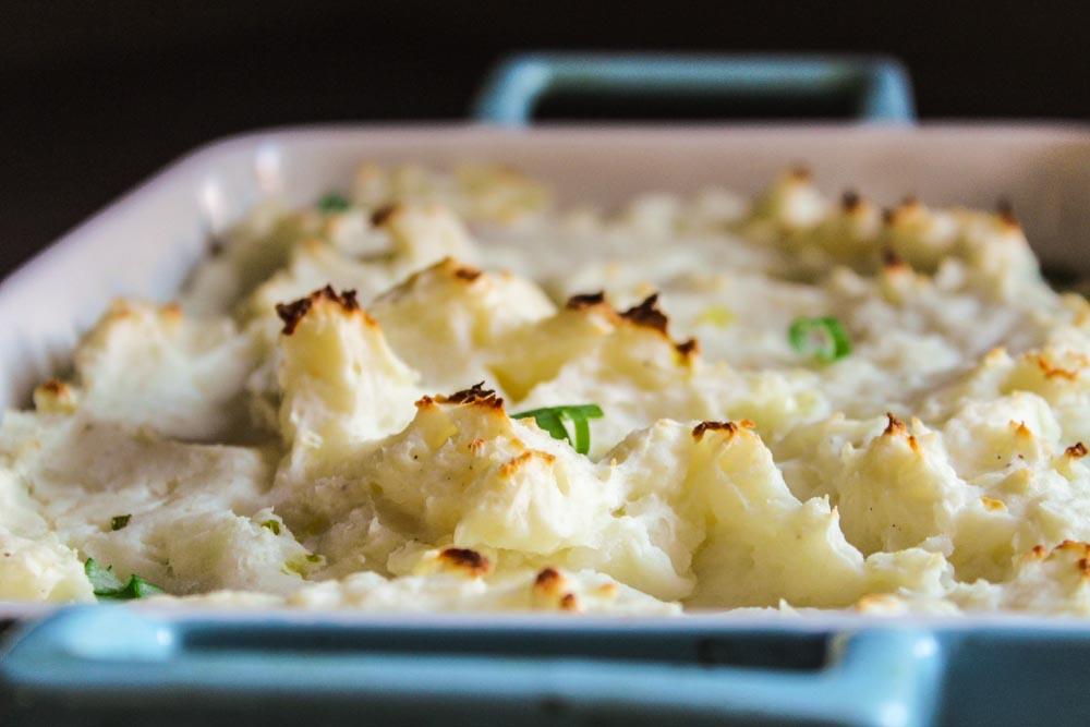 Buttermilk Potato Casserole