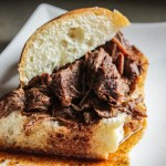 Instant Pot Hot Beef Sandwich