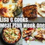 Meal Plan Week One