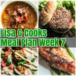 Meal Plan Week 7