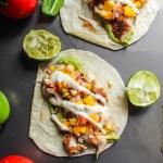 Lisa G Cooks Fish Tacos