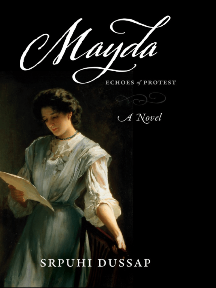 cover of mayda book
