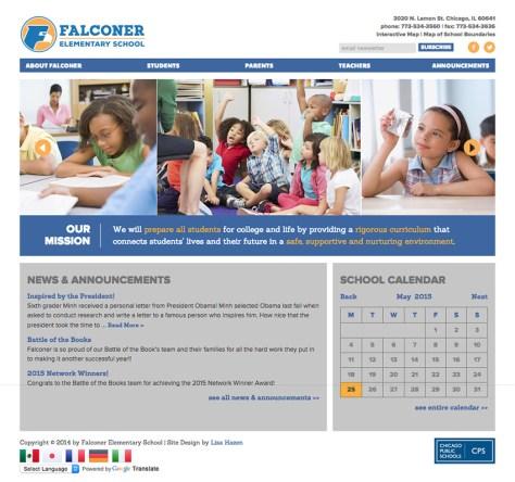 Falconer Elementary School