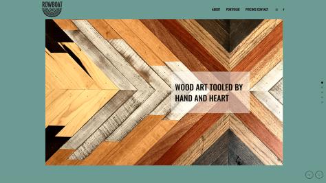 Rowboat Wood