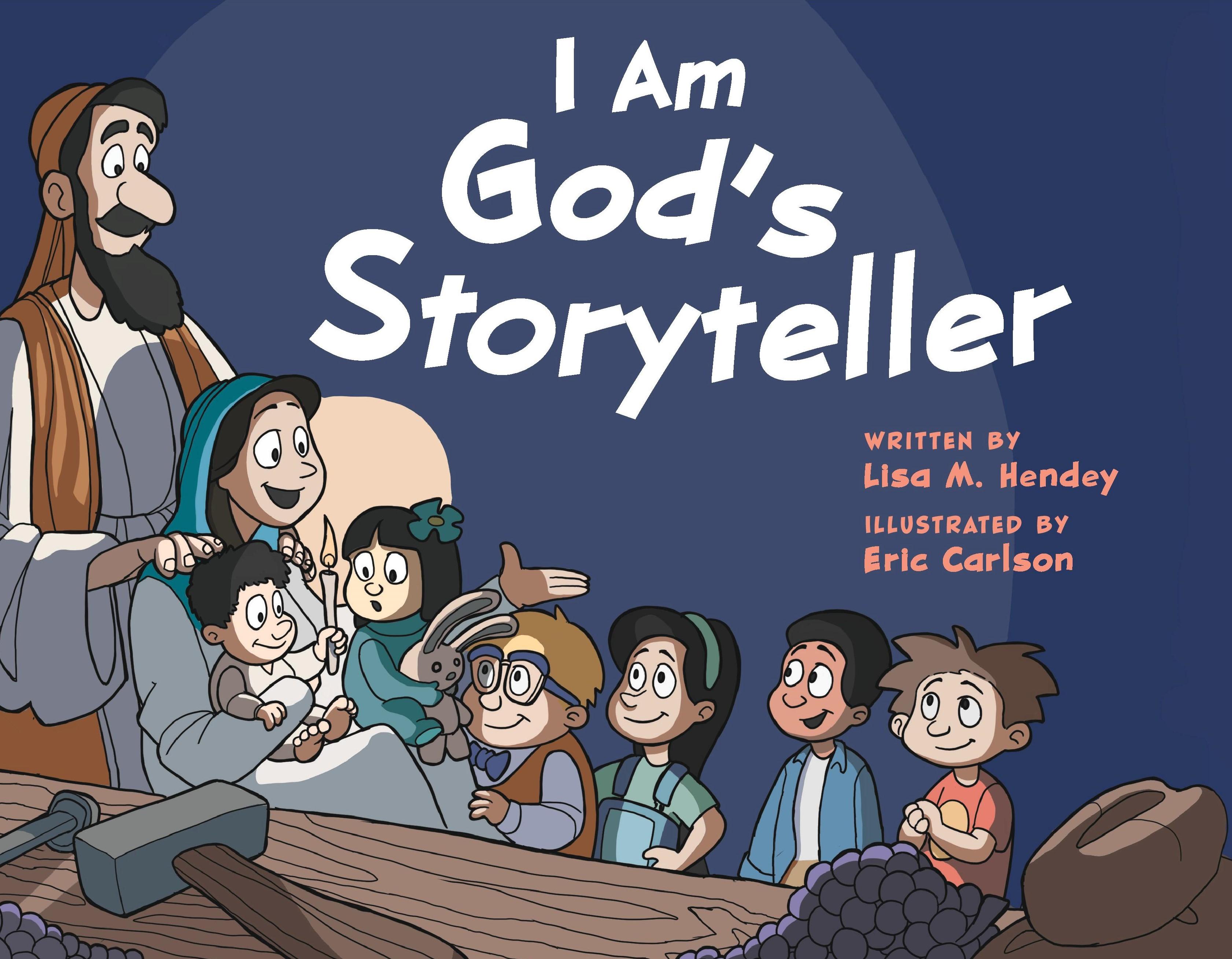 I Am God S Storyteller