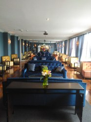 The Sandymount Hotel Dublin 4 Hotel reception area