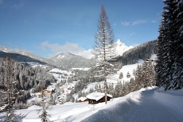 Neuberg im Winter