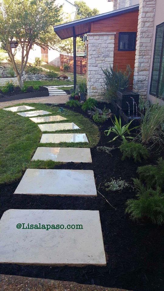 Online Landscape Consultation, Austin and Zone 8 | Lisa's ...