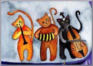 musician-cats