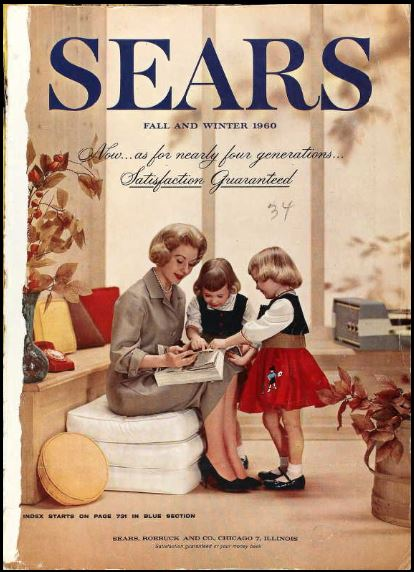 Remember The Sears Catalog Its On