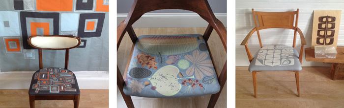 Lisa Lounge Custom Upholstery Panels