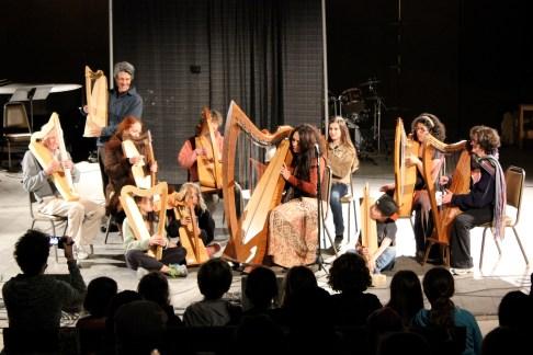 Lisa & Harp Class