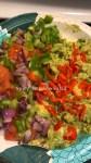 Weekend Flow| Avocado Salad with Gluten Free Flatbread |Good Eats