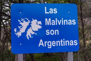 Las Islas son Malvinas