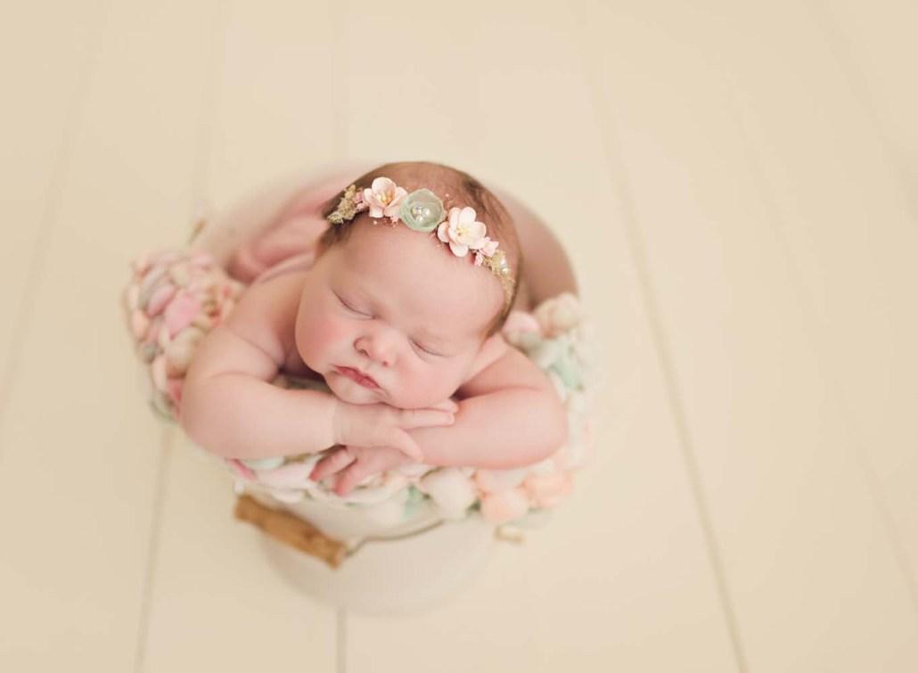 Newborn Baby Photography Sunderland