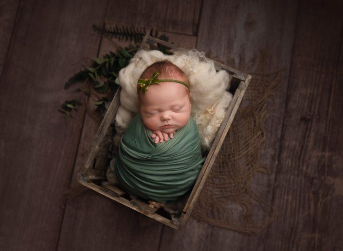Newborn Baby Photography Studio Sunderland Tyne and Wear