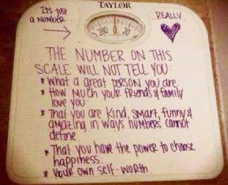 weight loss, non-scale victories, healthy eating, what the scale says