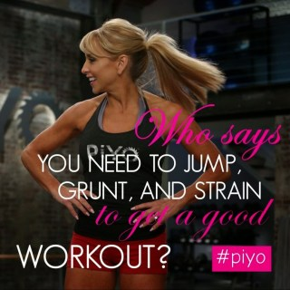 PiYo, What is PiYo?  Exclusive PiYo Groups