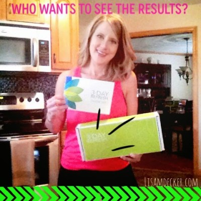 3 Day Refresh, 3 Day Refresh Results, 3 Day Refresh Meal Planning and Prep, 3 Day Refresh Meals