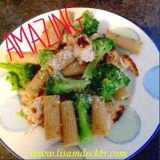 PiYO,  Meal Planning,  Clean Eating, 21 Day Fix, T25, 21 Day Fix Meal Plan, Chicken and Broccoli Pasta