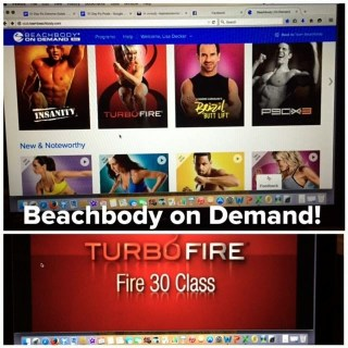 Beachbody on Demand, Online Workouts, Online health and fitness accountability groups, P90X3, TurboFire, 21 Day Fix