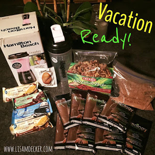 Staying healthy on vacation, healthy vacation tips, clean eating, meal planning, 21 day fix, 21 day fix meal plan, vacation meal plan, healthy snacks